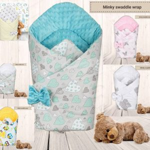 3in1 Swaddle Wraps