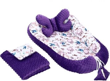 4in1 nest set- purple dream catchers