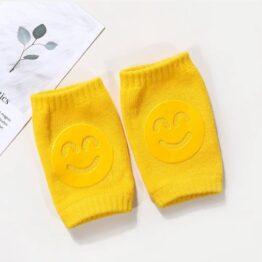 Knee protection pad- yellow