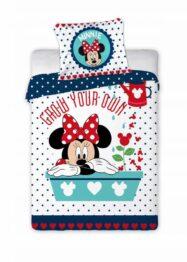 Toddler Bedding Set- Minnie dots