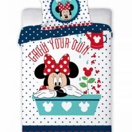 Toddler Bedding Set- Minnie dots