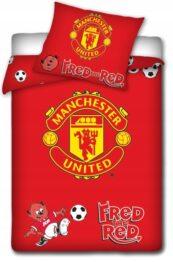 Toddler Bedding Set- Manchester United