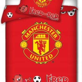 Toddler Bedding Set- Manchester United