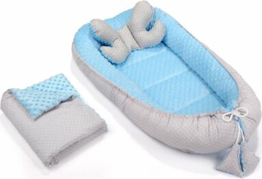 4in1 nest set- blue and grey