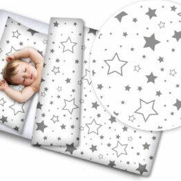 Toddler Bedding Set- mix stars