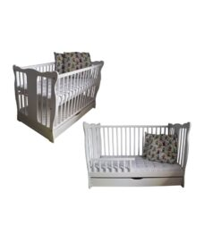 "Cot ""White Julia II"""