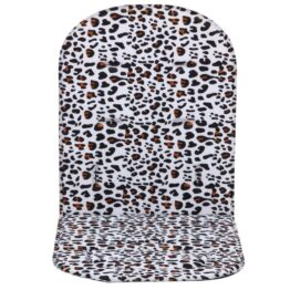 Buggy seat pad- animal print