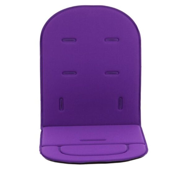 Buggy seat pad- purple