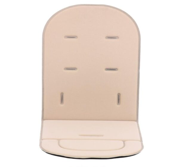Buggy seat pad- cream