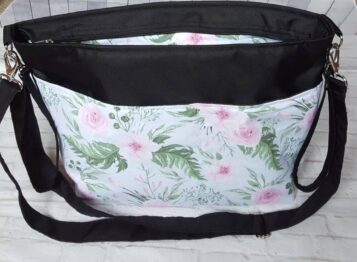 Buggy changing bag- garden