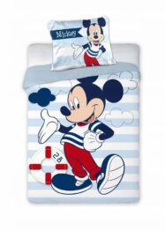 Toddler Bedding Set- Mickey sailor