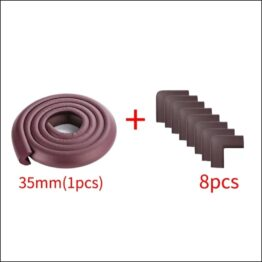 Edges & corners guard- brown