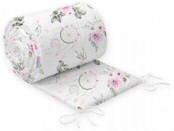 Cot bed bumper 190x30cm- dream cachers
