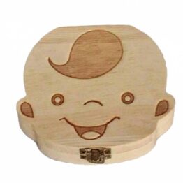 Tooth fairy keepsake box- boy