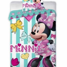 Toddler Bedding Set- Minnie mint