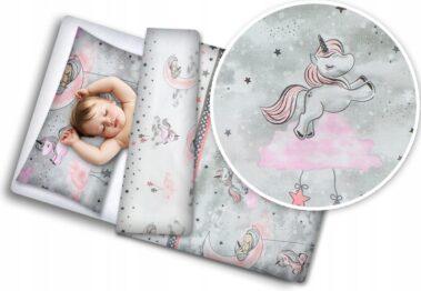Toddler Bedding Set- unicorns