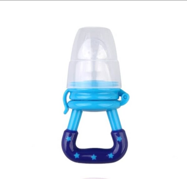 Baby fruit pacifier- blue