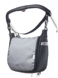 Buggy changing bag- grey