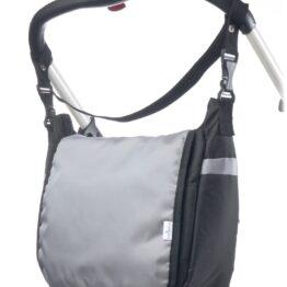 Buggy changing bag- grey