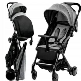 Kinderkraft Pilot Stroller grey/black