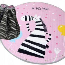 XXL mat for toys- zebra