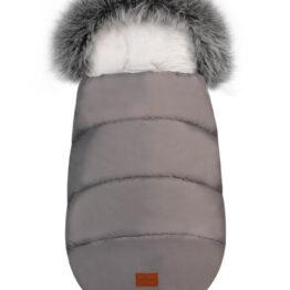 Winter footmuff- grey