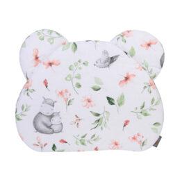 Premium teddy pillow- hippos
