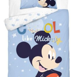 Toddler Bedding Set- Mickey Mouse cool