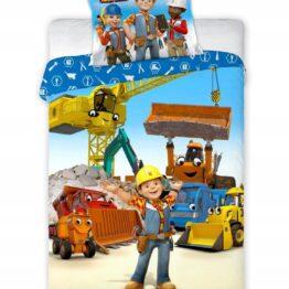 Toddler Bedding Set- Bob the Builder