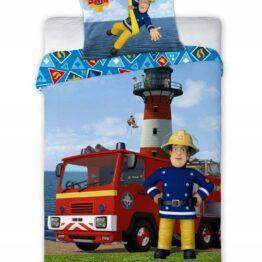 Toddler Bedding Set- Fireman Sam