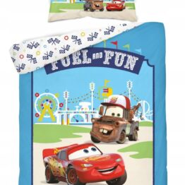Toddler Bedding Set- Cars